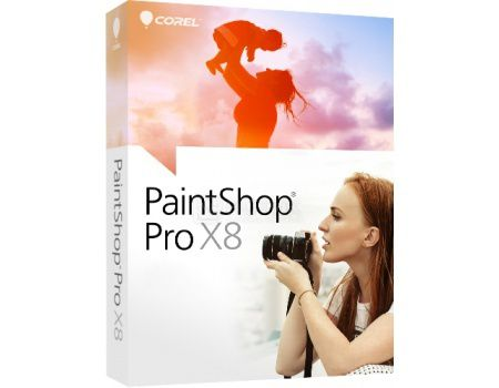 Электронная лицензия Corel PaintShop Pro X8 ESD ML, ESDPSPX8ML (RU/EN)