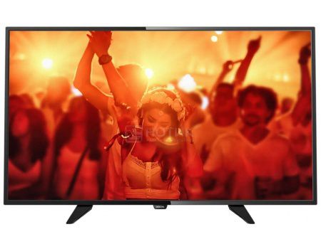 Телевизор Philips 32PFT4101/60, Full HD, PMR 200, Черный