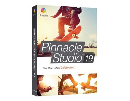 Электронная лицензия Corel Pinnacle Studio 19 Standard, ESDPNST19STML (Многоязычный)