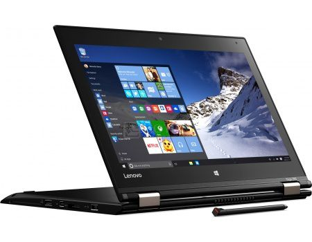 Ультрабук Lenovo ThinkPad Yoga 260 (12.5 IPS (LED)/ Core i5 6200U 2300MHz/ 8192Mb/ SSD 256Gb/ Intel Intel HD Graphics 520 64Mb) MS Windows 10 Professional (64-bit) [20FD002TRT]