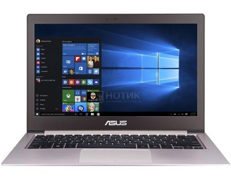 Ультрабук ASUS Zenbook UX303UA (13.3 LED/ Core i3 6100U 2300MHz/ 4096Mb/ HDD 1000Gb/ Intel Intel HD Graphics 520 64Mb) MS Windows 10 Home (64-bit) [90NB08V1-M06500]