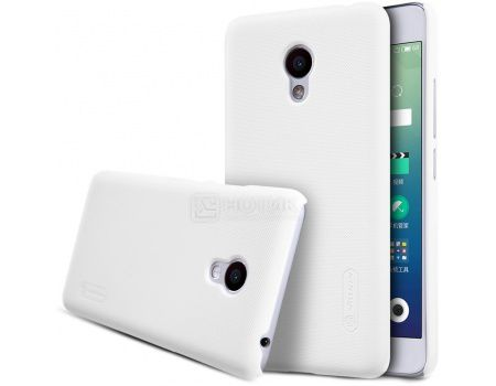Чехол-накладка Nillkin Back Cover для Meizu M3s Mini, Пластик, White, Белый, 874004Y0481