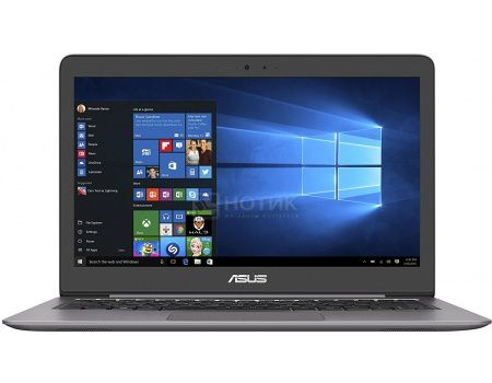 Ультрабук ASUS Zenbook Pro UX310UQ-GL161R (13.3 LED/ Core i7 6500U 2500MHz/ 12288Mb/ HDD+SSD 1000Gb/ NVIDIA GeForce GT 940MX 2048Mb) MS Windows 10 Professional (64-bit) [90NB0CL1-M02350]