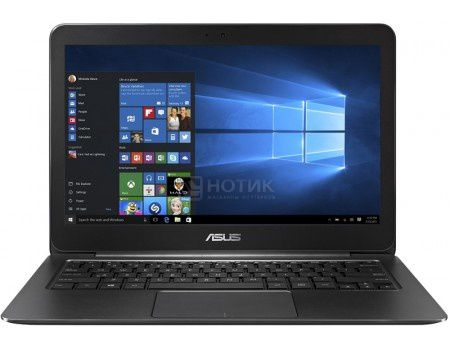 Ультрабук ASUS Zenbook UX305CA-FB131T (13.3 IPS (LED)/ Core M3 6Y30 900MHz/ 4096Mb/ SSD 128Gb/ Intel Intel HD Graphics 515 64Mb) MS Windows 10 Home (64-bit) [90NB0AA1-M08230]