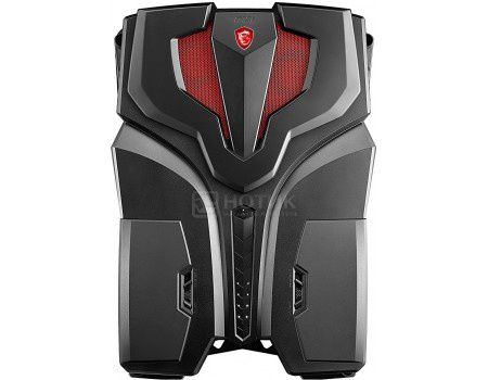 Системный блок MSI VR ONE 6RE-027RU (0.0 / Core i7 6820HK 2700MHz/ 16384Mb/ SSD 512Gb/ NVIDIA GeForce® GTX 1070 8192Mb) MS Windows 10 Professional (64-bit) [9S7-1T2111-027]