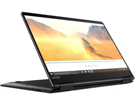 Ультрабук Lenovo IdeaPad Yoga 710-15 (15.6 IPS (LED)/ Core i7 7500U 2700MHz/ 8192Mb/ SSD 256Gb/ NVIDIA GeForce GT 940MX 2048Mb) MS Windows 10 Home (64-bit) [80V5000JRK]