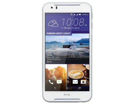 "Смартфон HTC Desire 830 White Blue (Android 6.0 (Marshmallow)/MT6795 1500MHz/5.5"" (1920x1080)/3072Mb/32Gb/4G LTE ) [99HAJU032-00]"