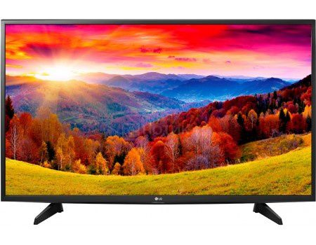 Телевизор LG 49 49LH570V LED, Full HD, Smart TV (webOS), PMI 450, Черный