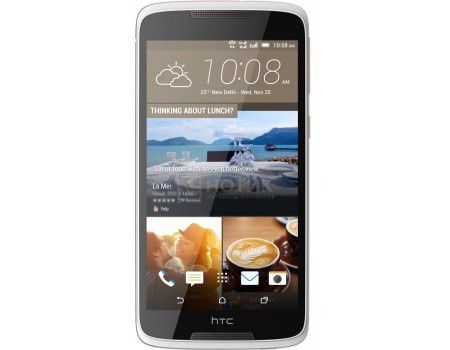 "Смартфон HTC Desire 828 Pearl White (Android 5.1/MT6795T 1500MHz/5.5"" (1920x1080)/2048Mb/16Gb/4G LTE ) [99HAFV037-00]"