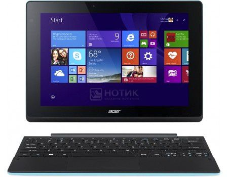 "Планшет Acer Aspire Switch 10 E (MS Windows 10 Home (64-bit)/Z8300 1440MHz/10.1"" (1280x800)/4096Mb/64Gb/ ) [NT.G8WER.003]"