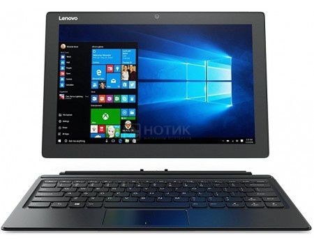 "Планшет Lenovo IdeaPad Miix 510-12 (MS Windows 10 Professional (64-bit)/i5-6200U 2300MHz/12.2"" (1920x1080)/8192Mb/256Gb/4G LTE 3G (EDGE, HSDPA, HSPA+)) [80U1009ERK]"