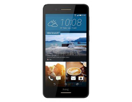 "Смартфон HTC Desire 728 Purple Myst (Android 5.1/MT6753 1300MHz/5.5"" (1280x720)/1536Mb/16Gb/4G LTE 3G (EDGE, HSDPA, HSPA+)) [99HAKC009-00]"