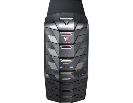 Системный блок Acer Predator G3-710 (0.0 / Core i7 6700 3400MHz/ 16384Mb/ HDD 2000Gb/ NVIDIA GeForce® GTX 950 2048Mb) MS Windows 10 Home (64-bit) [DG.B1PER.004]