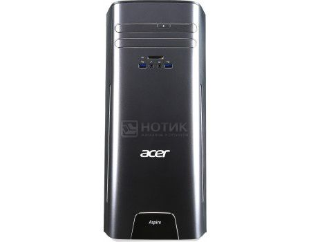 Системный блок Acer Aspire T3-715 (0.0 / Core i7 6700 3400MHz/ 8192Mb/ HDD 2000Gb/ NVIDIA GeForce® GTX 950 2048Mb) MS Windows 10 Home (64-bit) [DT.SZPER.007]