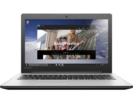 Ноутбук Lenovo IdeaPad 310-15 (15.6 LED/ Core i5 6200U 2300MHz/ 4096Mb/ HDD 500Gb/ NVIDIA GeForce GT 920MX 2048Mb) MS Windows 10 Home (64-bit) [80SM00QERK]