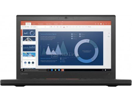Ноутбук Lenovo ThinkPad X260 (12.5 IPS (LED)/ Core i7 6500U 2500MHz/ 8192Mb/ SSD 512Gb/ Intel Intel HD Graphics 520 64Mb) MS Windows 10 Professional (64-bit) [20F600A4RT]
