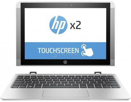 "Планшет HP x2 10-p005ur (MS Windows 10 Home (64-bit)/Z8350 1440MHz/10.1"" (1280x800)/4096Mb/64Gb/ ) [Y5V07EA]"