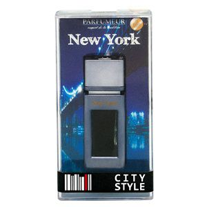 "Ароматизатор ""City style"" New York"