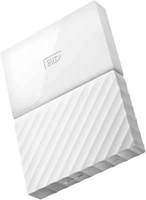 Внешний жесткий диск (HDD) Western Digital Original USB 3.0 1Tb WDBBEX 0010 BWT-EEUE My Passport 2.5