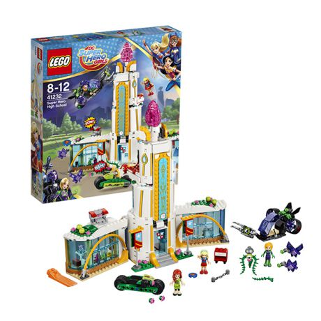 Lego Super Hero Girls 41232 Лего Супергёрлз Школа супергероев