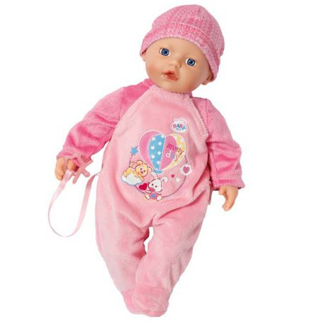 Zapf Creation Baby born 822-524 Бэби Борн my little BABY born Кукла 32 см