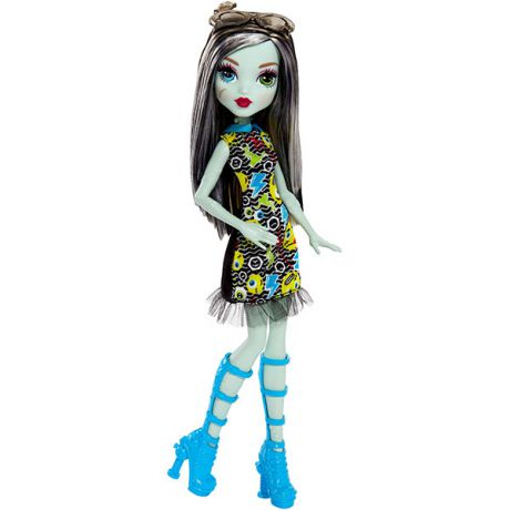 Mattel Monster High DVH19 Эмодзи Фрэнки Штейн