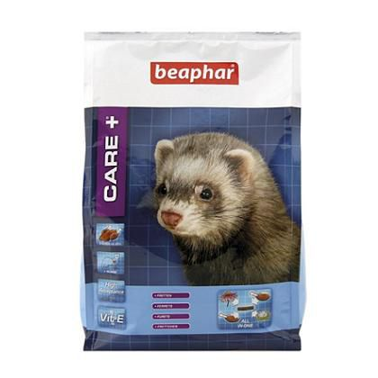 Корм Beaphar Care+ для хорьков 250 гр