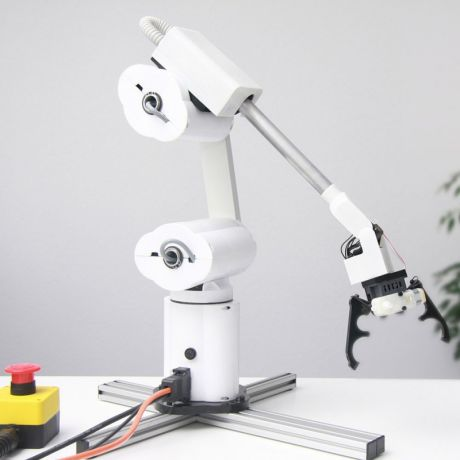 Mover6 6DOF Robot Arm.