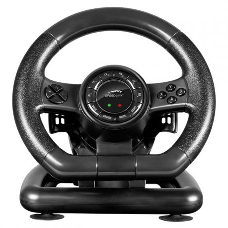 Руль SpeedLink BLACK BOLT Racing Wheel