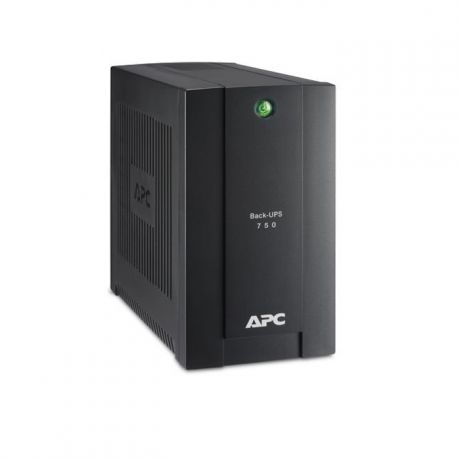 ИБП APC by Schneider Electric Back-UPS 750VA 230V Schuko (BC750-RS)