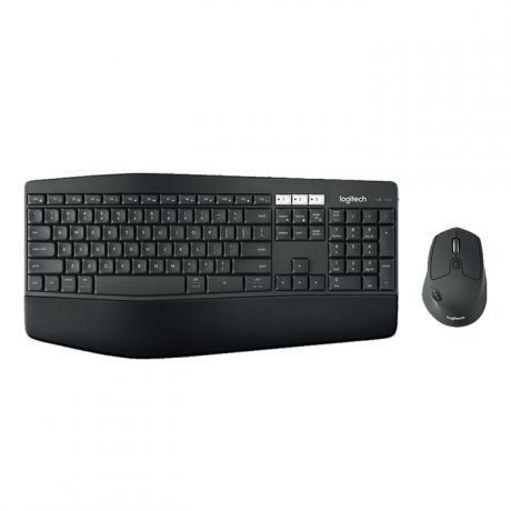 Клавиатура+мышь Logitech Wireless MK850 Perfomance Black USB