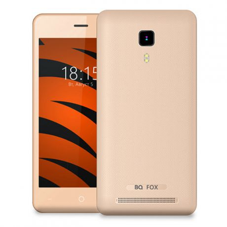 Смартфон BQ Mobile BQ-4526 Fox Gold