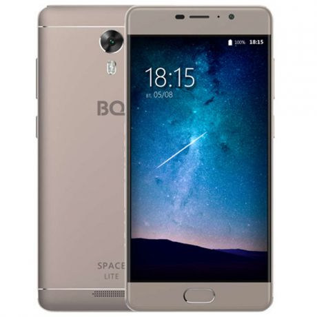 Смартфон BQ Mobile BQ-5202 Space Lite Cosmic Grey