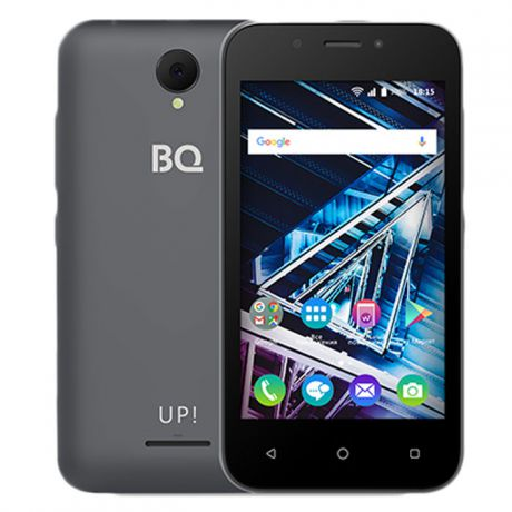 Смартфон BQ Mobile BQ-4028 UP! Grey