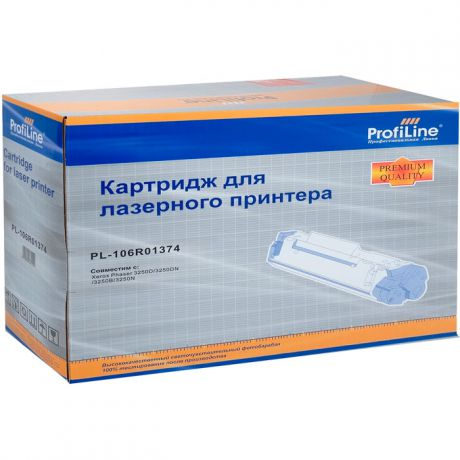 Картридж ProfiLine PL-106R01374 для принтеров Rank Xerox Phaser 3250 / 3250D / 3250DN (5000стр)