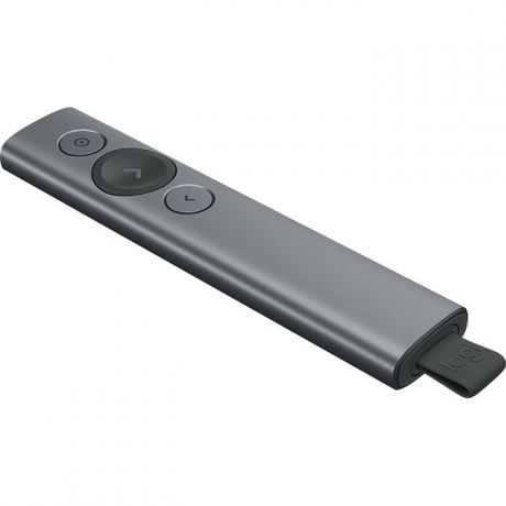 Презентер Logitech Wireless Presenter Spotlight 910-004861 Grey