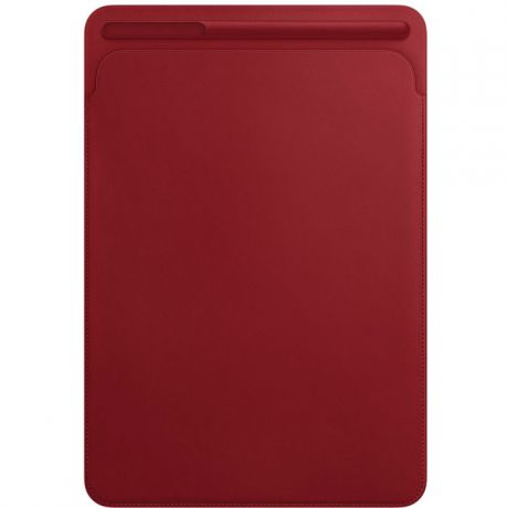 Чехол для iPad Pro 10.5 Apple Leather Sleeve Red