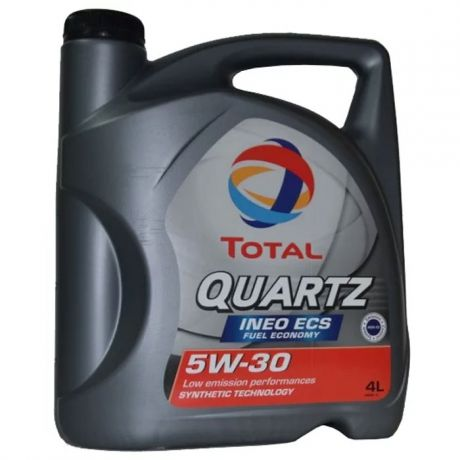 Total Quartz INEO ECS 5w-30 (4 л.)