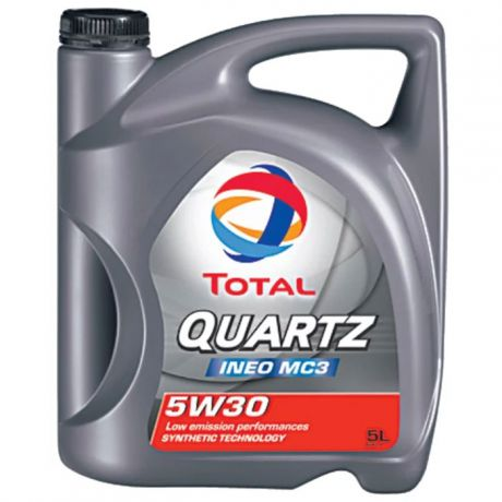 Total Quartz INEO MC3 5w-30 (5 л.)