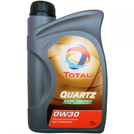 Total Quartz 9000 FUTURE NFC 5w-30 (1 л.)