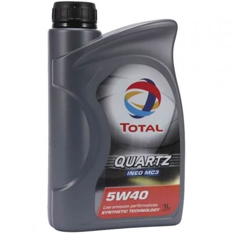 Total Quartz INEO MC3 5w-40 (1 л.)