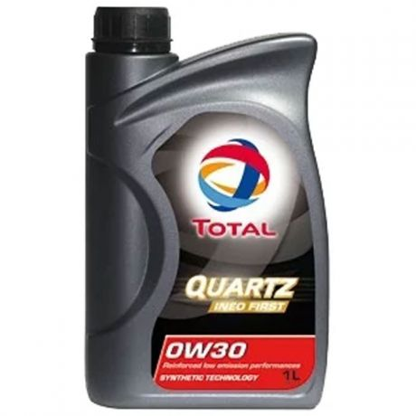 Total Quartz INEO FIRST 0w-30  (1 л.)