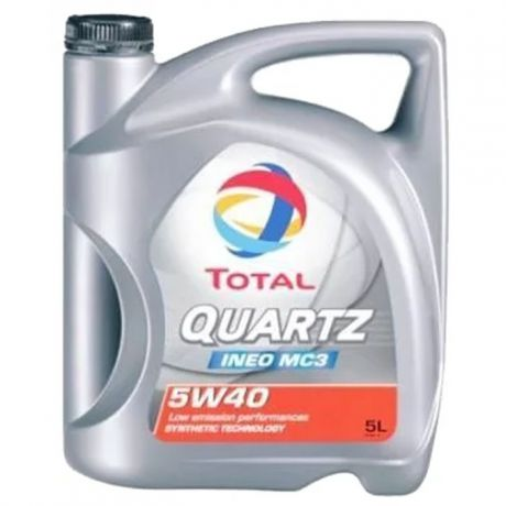Total Quartz INEO MC3 5w-40 (5 л.)
