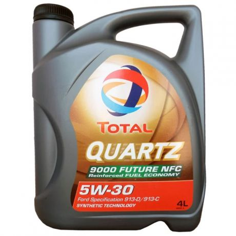 Total Quartz 9000 FUTURE NFC 5w-30 (4 л.)