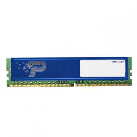 Модуль памяти DIMM 8Gb DDR4 PC17000 2133MHz Patriot (PSD48G213381H)