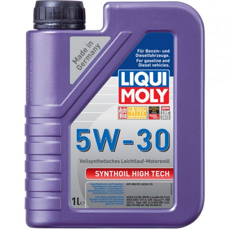 Liqui Moly Synthoil High Tech 5W-30 1л