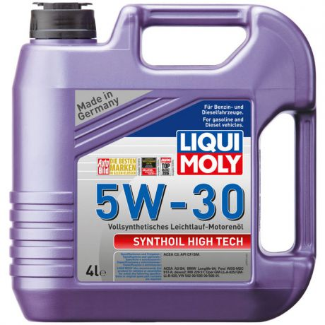 Liqui Moly Synthoil High Tech 5W-30 4л