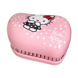 TANGLE TEEZER TANGLE TEEZER расческа Compact Styler Hello Kitty Pink 1 шт.