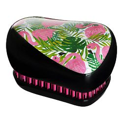 TANGLE TEEZER TANGLE TEEZER расческа Compact Styler Skinny Dip Green 1 шт.