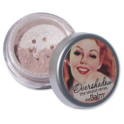 THE BALM THE BALM Мерцающие минеральные тени-хайлайтер Overshadow If You`re Rich I`m Single 5,7 г